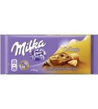 Milka Collage Fudge (Милка Карамель) 15х100гр