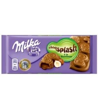 Milka ChocSplash Mint 18х100гр