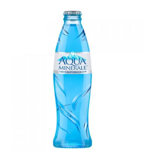 Аква-Минерале 0,26х12 Без Газа стекло