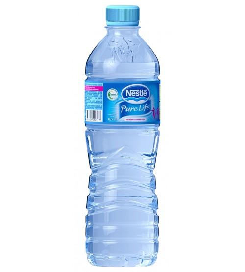 Нестле (Nestle) Pure Life 0,5х12 Без Газа