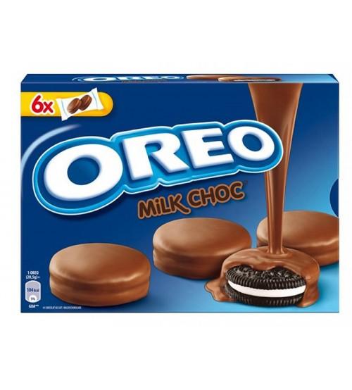 Орео (Oreo) 10x246гр печенье Milk Chocolate