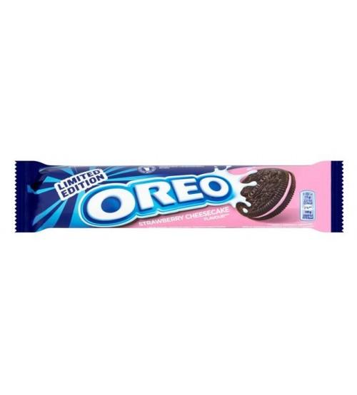 Орео (Oreo) 16x154гр Strawberry Cheesecake