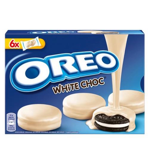 Орео (Oreo) 10x246гр печенье White Chocolate