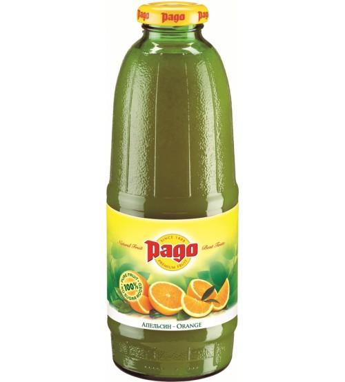 Паго ( Pago) 0,75х6 стекло Апельсин