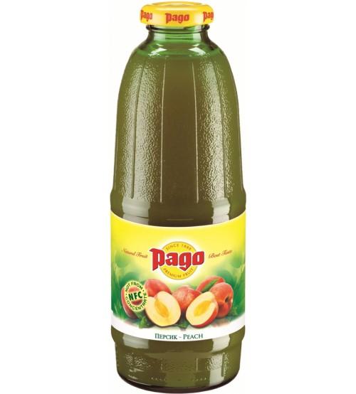 Паго ( Pago) 0,75х6 стекло Персик