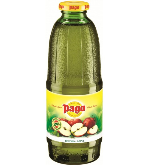 Паго ( Pago) 0,75х6 стекло Яблоко