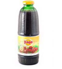 Паго ( Pago) 0,75х6 стекло Вишня