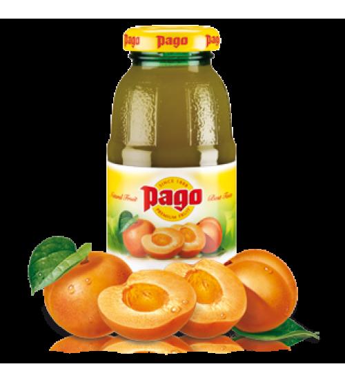 Паго ( Pago) 0,2х24 стекло Персик