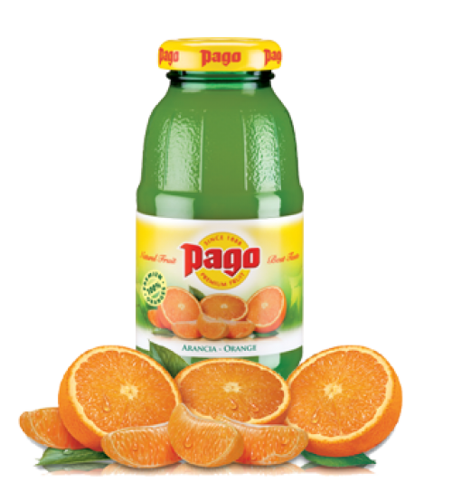 Паго ( Pago) 0,2х24 стекло Апельсин