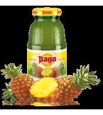 Паго ( Pago) 0,2х24 стекло Ананас