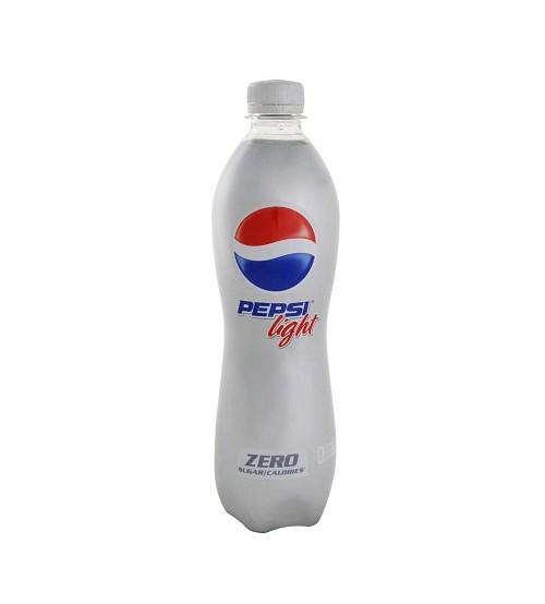 Пепси Лайт 0,6х12 пластик