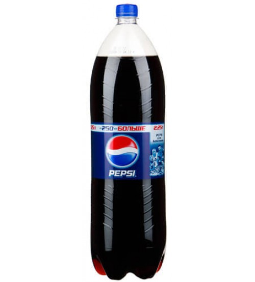 Пепси 2х6 пластик