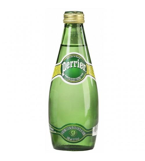 Perrier ( Перье ) 0,33х24 Газ стекло