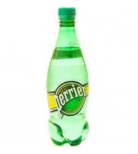 Perrier ( Перье ) 0,5х24 Газ пластик
