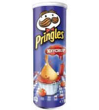 Принглс 165 гр. Кетчуп