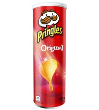 Принглс 165 гр. Оригинал