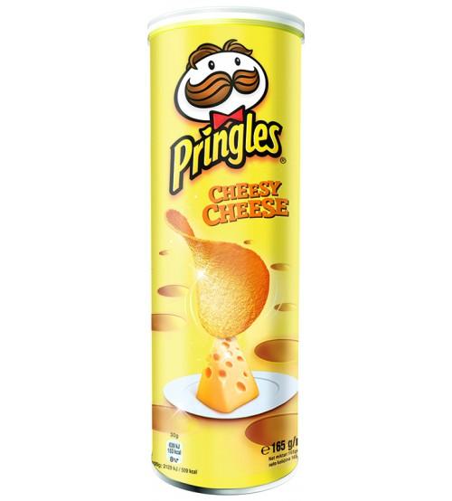 Принглс 165 гр. Сыр