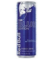 Ред Булл ( Red Bull ) 0.25х24 Blue Edition (Черника) Ж/Б