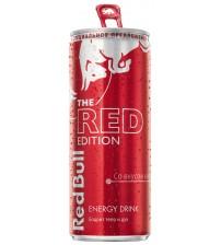 Ред Булл ( Red Bull ) 0.25х24 Red Edition (Клюква) Ж/Б