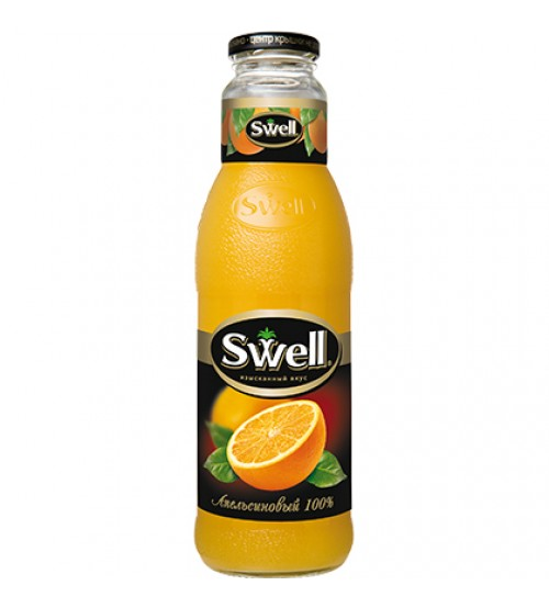 Свелл ( Swell ) 0,75х6 стекло Апельсин