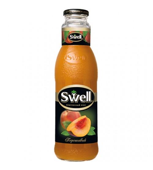 Свелл ( Swell ) 0,75х6 стекло Персик