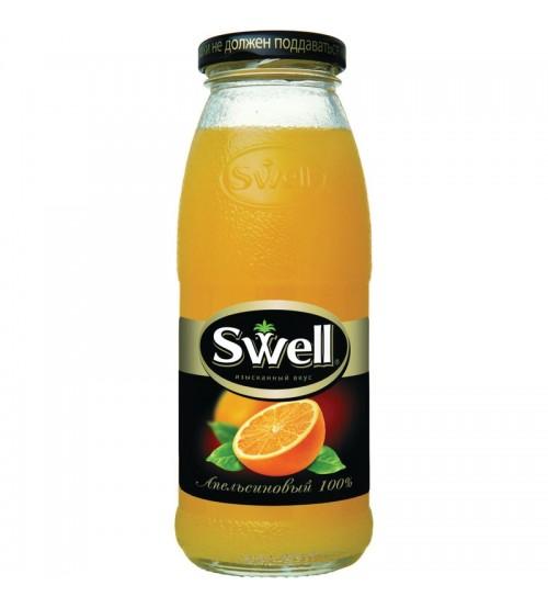 Свелл ( Swell ) 0,25х8 стекло Апельсин