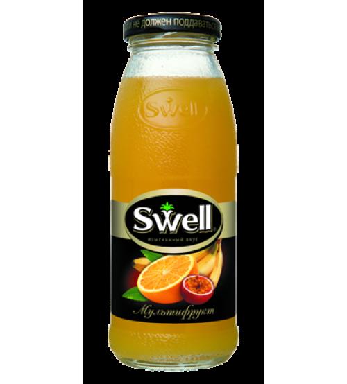 Свелл ( Swell ) 0,25х8 стекло Мультифрукт